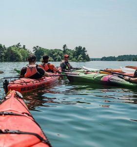 Basic Kayaking Skills Course