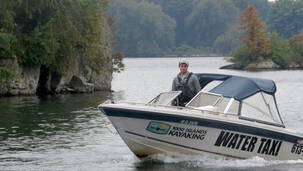 Boat Shuttle Service