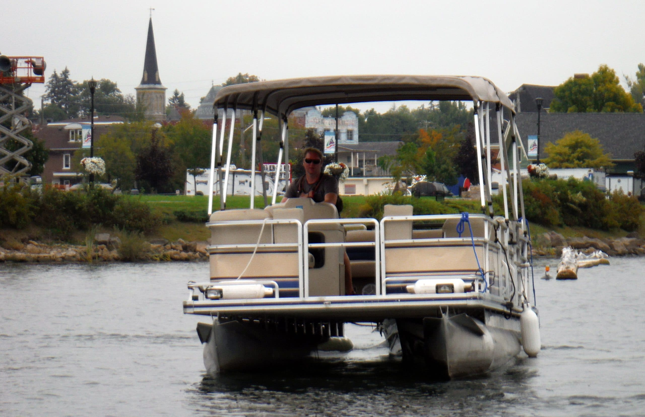 Sightseeing Boat Tours