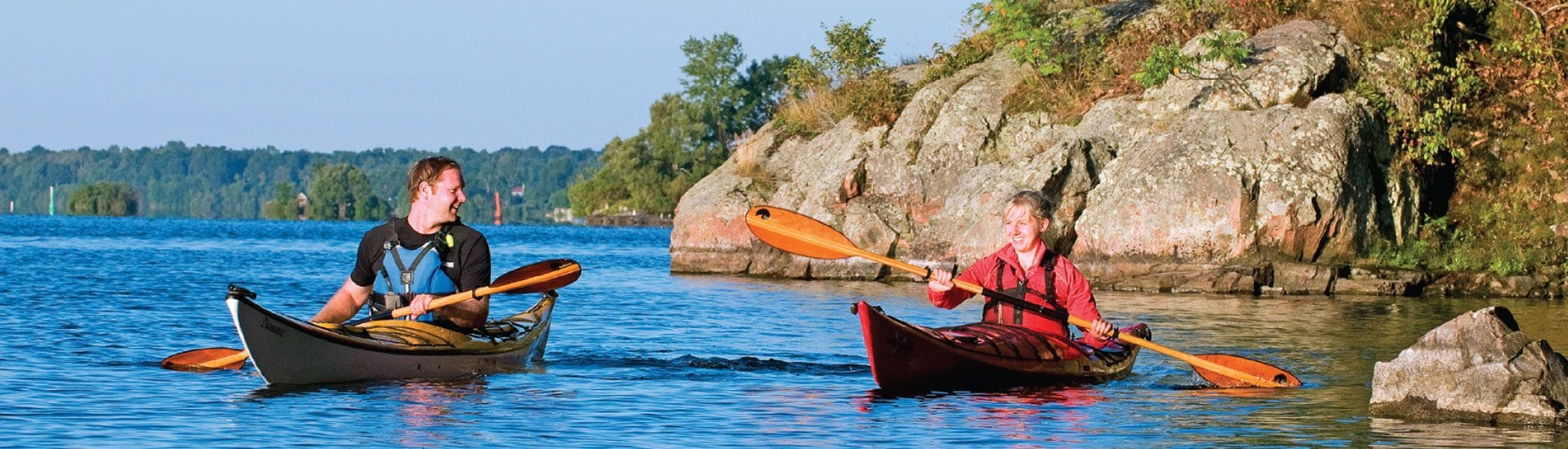 1000 Islands Kayaking
